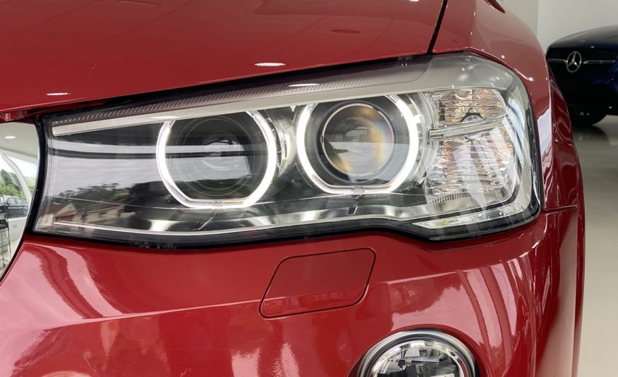 BMW X4 XDrive20d