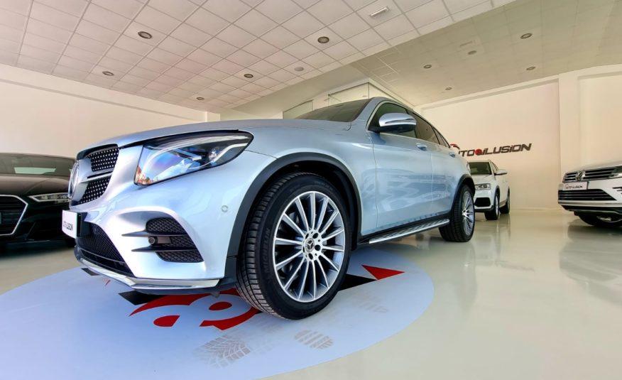 MERCEDES-BENZ GLC Coupe GLC 250 d 4MATIC 204CV