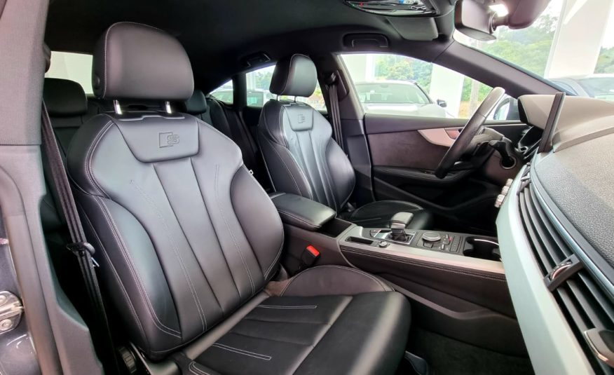 Nuevo Audi A5 2.0 TDI QUATTRO con 190 cv