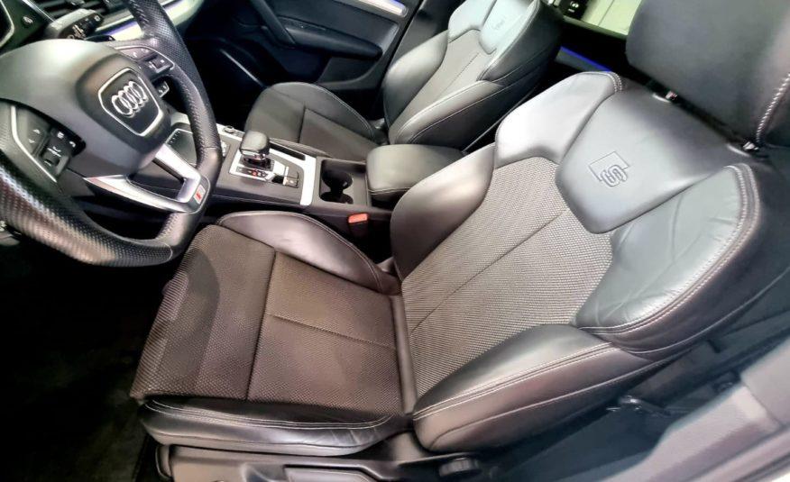 Audi Q5 S-line 2.0 TDI 2018 190cv